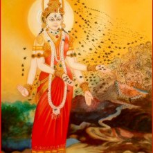 Bhramari-Devi-Goddess-of the Bees