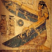 Mother Maat Goddess of Balance, Justice, Natural Order