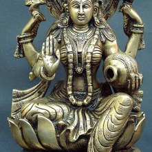 Lakshmi Goddess of Love, Money