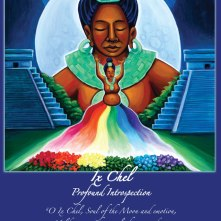 Ix Chel - Mayan Goddess of Medicine and Moon
