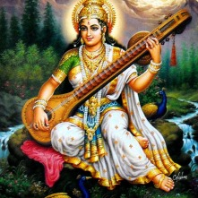 Saraswati Goddess of Wisdom