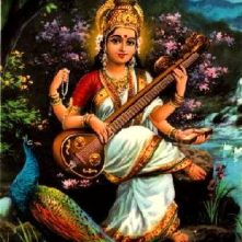 Saraswati Goddess of Wisdom, Music, Love