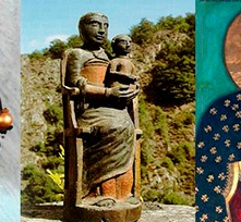 Mother Mary in Africa and Old World