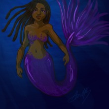 Yemaya Goddess of the Sea